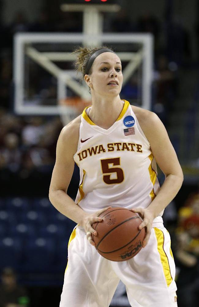 Quiet Christofferson leads Iowa State