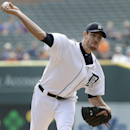 Tigers trade RHP Fister to Nationals for 3 players The Associated Press