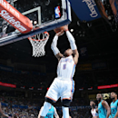 Westbrook leads Thunder to win over Hornets The Associated Press