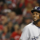 Cueto dominates Brewers again, Reds hit 3 homers in 4-2 win The Associated Press