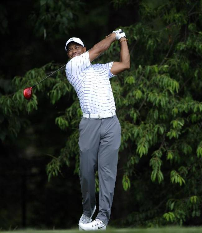 Woods returning to tour for 1st time in 3 months