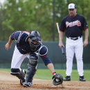 Pierzynski brings experience behind plate to Braves The Associated Press