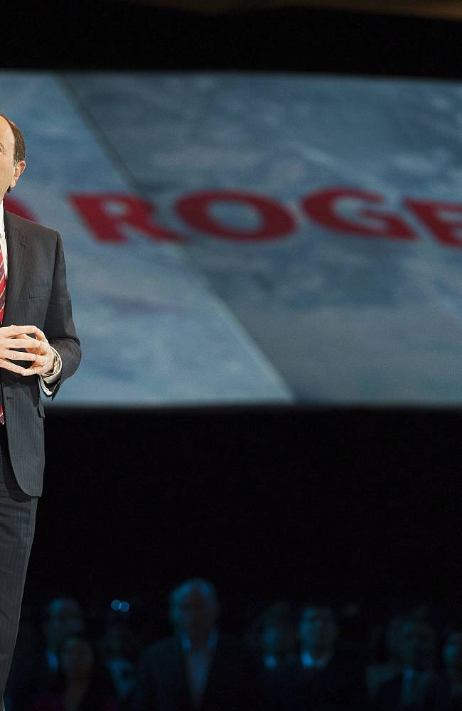 Rogers announces more details about NHL deal