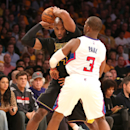 Los Angeles Clippers v Los Angeles Lakers Getty Images