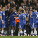 Barca stumble again, Chelsea marches on in England