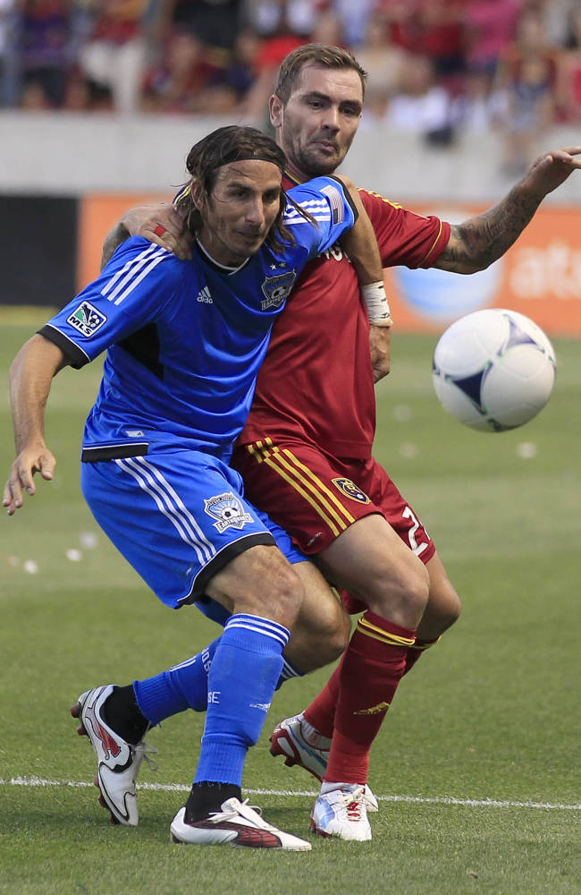 San Jose Earthquakes v Real Salt Lake