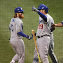 Turner helps Dodgers beat Cubs 5-2 The Associated Press