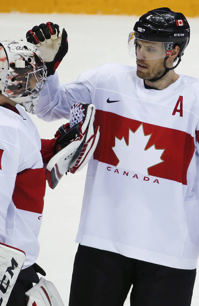 US-Canada hockey rivalry hits Olympic semifinals