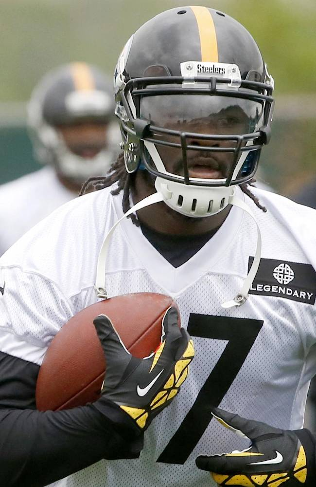 Marijuana charges against Steelers Bell, Blount