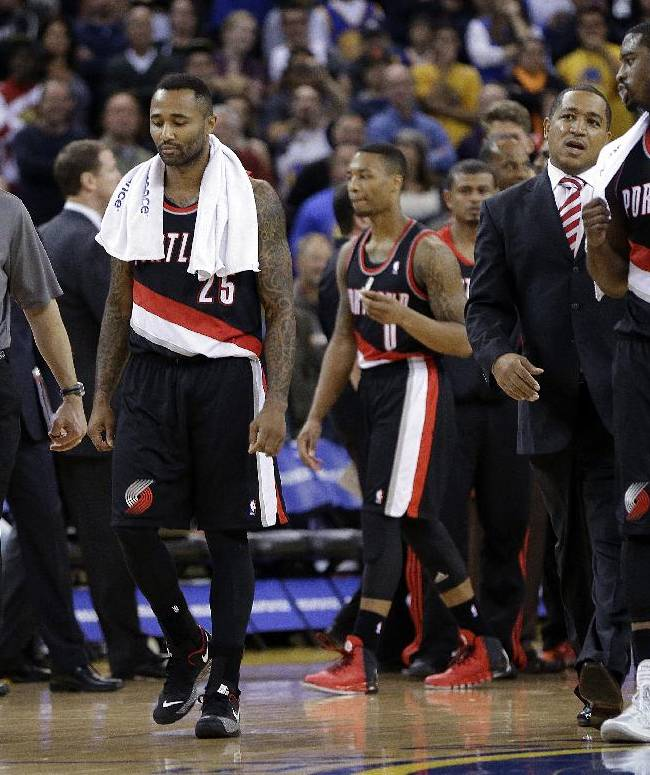 Blazers' win streak at 10 after 113-101 victory