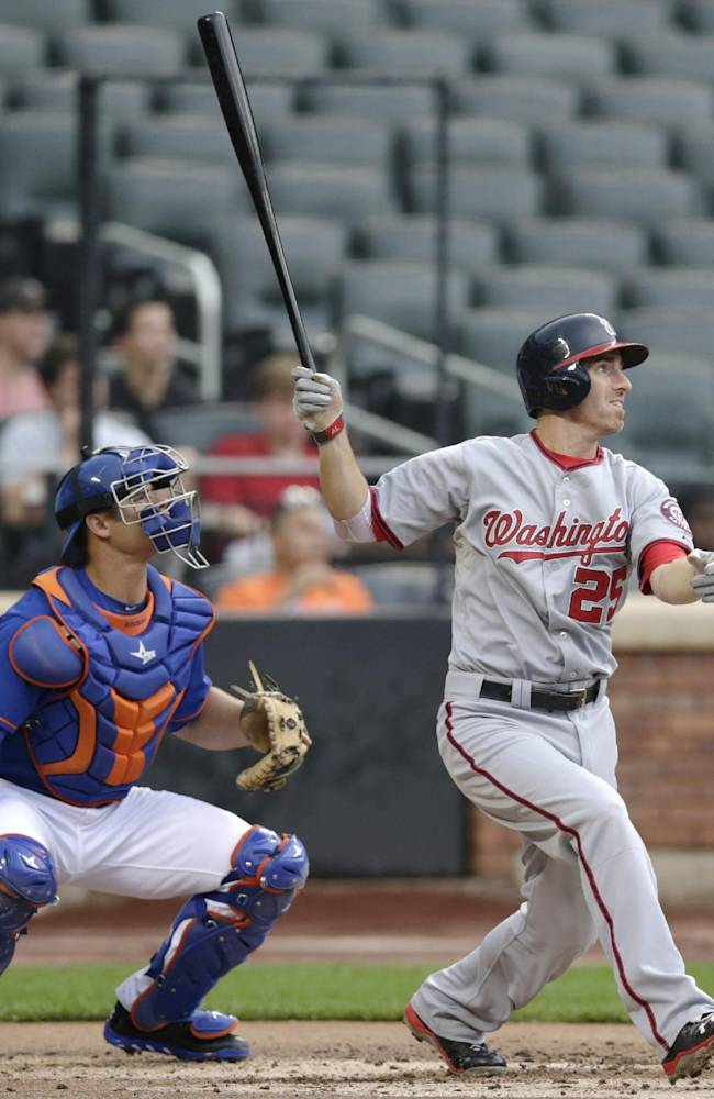 Zimmerman, Nat pound Mets 7-2 for 4-game sweep