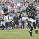 Robinson's career game helps Jaguars finally win The Associated Press