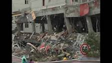 Deadly restaurant blast in China