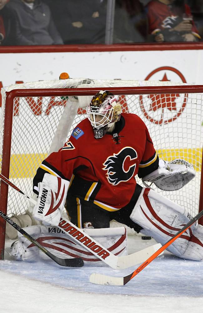 Flames upend Sabres 3-1