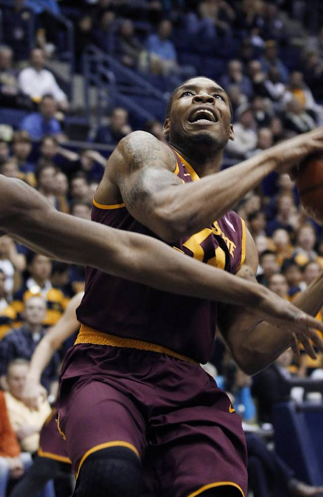 Arizona State outscores Cal 17-6 in OT; wins 89-78