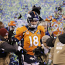 Manning holds on to heartache of Super Bowl The Associated Press