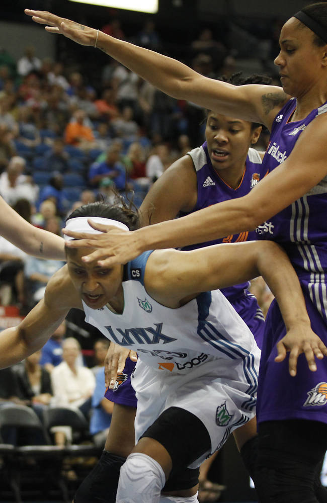 Lynx beat Phoenix 81-69 for 7th straight win