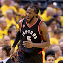 Toronto Raptors v Indiana Pacers - Game Three Getty Images
