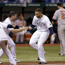 Loney homers in 9th, Rays beat Orioles The Associated Press