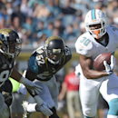 Dolphins use interception returns to beat Jaguars The Associated Press