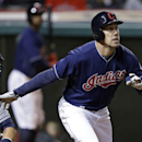 Murphy drives in 4, Indians beat Padres 8-6 The Associated Press