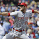 Cubs hit 3 HRs, break loose to beat Reds 8-4 The Associated Press