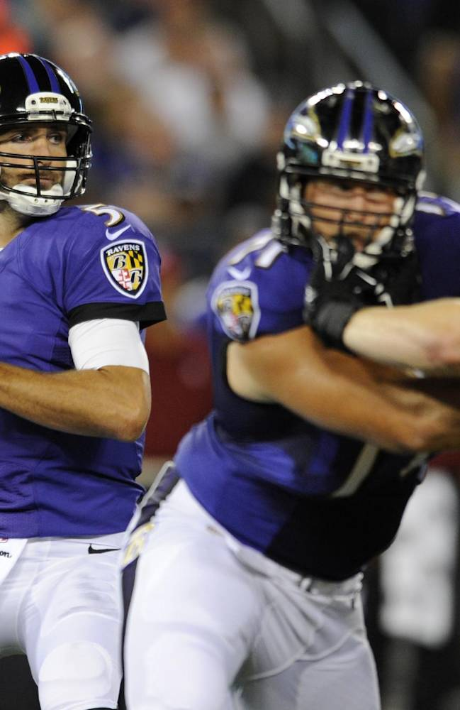 Ravens look to rebound after rare playoff blackout
