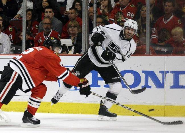 LA Kings' Mike Richards clears waivers, assigned to AHL