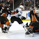 Ducks D Lovejoy out 6-8 weeks with broken finger The Associated Press