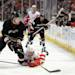 Detroit Red Wings v Anaheim Ducks - Game One