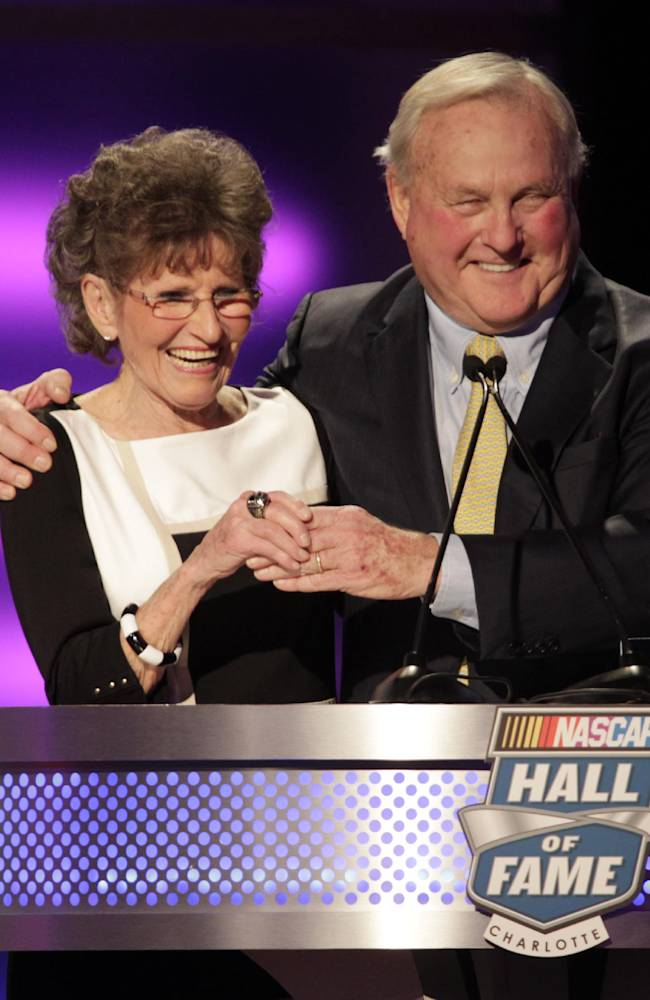 Maurice Petty completes Petty clan in Hall of Fame