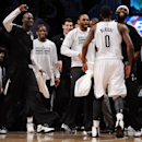 Pierce, Garnett help Nets beat Rivers' Clippers The Associated Press