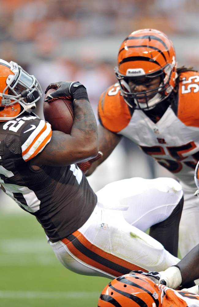 5 things to know after Browns thumped Bengals 17-6