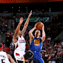 Curry has 47, but Warriors fall 119-117 to Blazers The Associated Press
