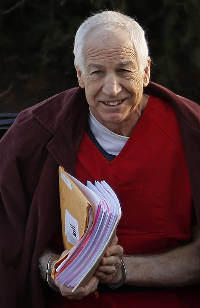 New lawsuit filed over alleged abuse by Sandusky