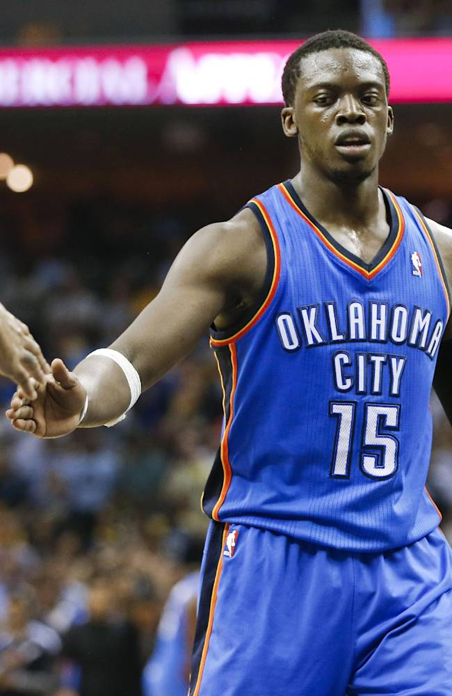 Thunder beat Grizzlies 92-89 in OT, tie up series