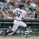McCann's 9th-inning homer gives Tigers 5-4 win over Chicago The Associated Press