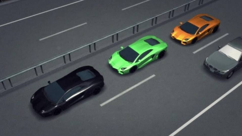 Three Singapore-registered Lamborghinis destroyed in Malaysian accident