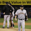 Giants' bullpen melts down in 7-2 loss to Royals The Associated Press
