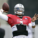 Panthers QB Newton returns to practice The Associated Press