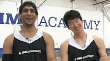 Basketball prodigies strive for NBA dream