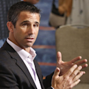 Detroit Tigers manager Brad Ausmus talks baseball during a news conference at the Major League Baseball winter meetings Wednesday, Dec. 10, 2014, in San Diego The Associated Press