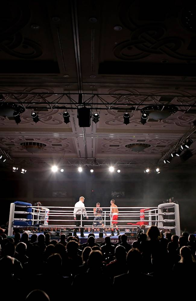 British Lionhearts v Italia Thunder - World Series of Boxing