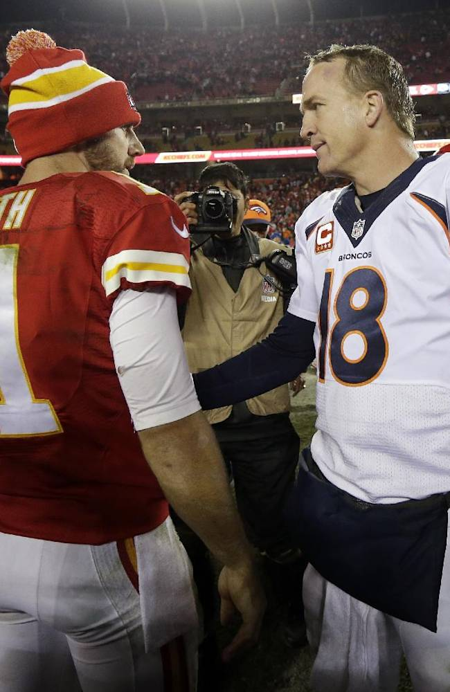 5 highlights from Broncos' win in Kansas City
