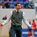 Same record, but different emotions for Petke and Hackworth after Red Bulls win (Goal.com)