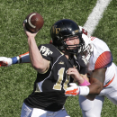 Murphy, BC set to take on slumping Wake Forest The Associated Press