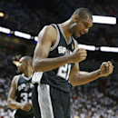 Heat and Spurs tapped out after epic Game 6 (Yahoo! Sports)
