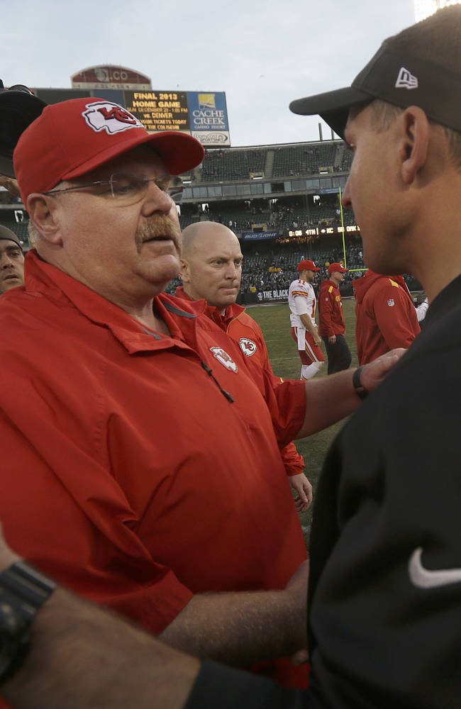 Chiefs headed to playoffs, still have West hopes