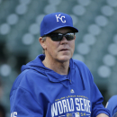 Royals' Yost says KC relievers not 'sissies' The Associated Press