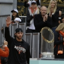 San Francisco Giants Victory Parade and Civic Celebration Getty Images
